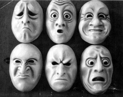6 emotions